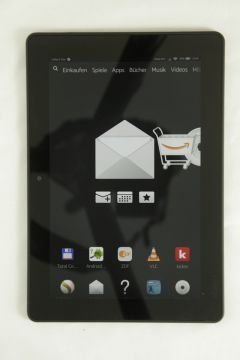 Amazon Tablet - Startbildschirm